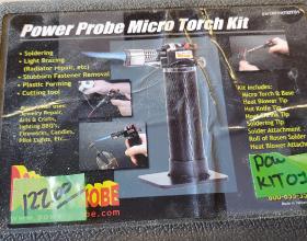 Power Probe MT Micro Torch (PPMT)