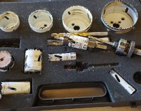 Bi-Metal Hole Saw Set