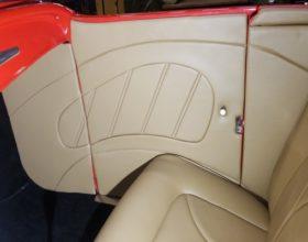 vinyl auto interior