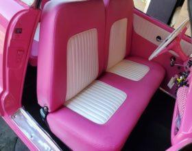 Custom seats covers