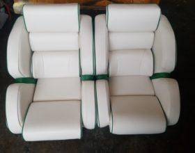 Custom Boat seat